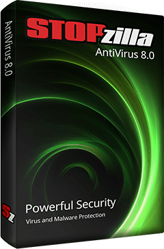 STOPzilla AntiVirus Protection